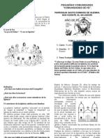 Tema 2 Pequeñas Comunidades La Iglesia