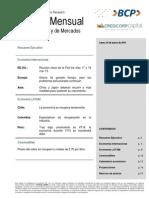 Reporte Mensual Macroeconomico
