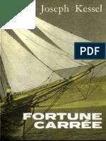 Fortune Carree - Joseph Kessel