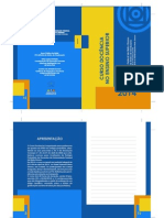 Folder Forum Docência 2014