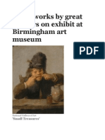 Tiny Treasures from Dutch and Flemish Masters