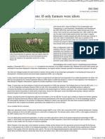 Land Bill Amendments_ if Only Farmers Were Idiots - Print View - Livemint