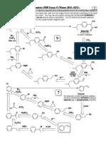organic chemistry midterm 1 108B+W2015+Ex1EC+synth+key