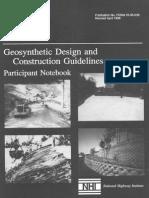 Pdf designing with geosynthetics