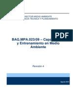 BAG.mpa.023 Capacitacion y Entrenamiento en Medio Ambiente (1)