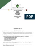 Plan de Estudios c. Naturales Ciclos Grados -Indicadores