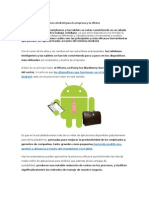 Android Infor