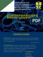 Terapia Antibacteriana