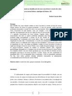 Silva, Rafael Cruz - O uso do geoprocessamento na identificação de áreas suscetíveis à erosão dos solos na bacia do Arroio Pelotas, município de Pelotas, RS.