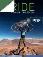 Mountainbike program created by Alto Atacama desert lodge & spa