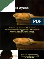 EL AYUNO.