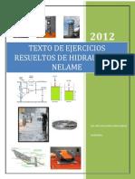 TEXTO DE EJERCICIOSRESUELTOS DE HIDRAULICA 1NELAME.pdf