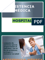 Asistencia Medica Hospital Expo Wii