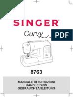 Singer Curvy