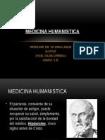 Medicina Humanistica (Primera Exposicion)