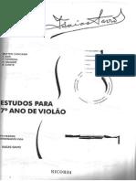 Estudos para o 7º de violão - Isaias Sávio.pdf