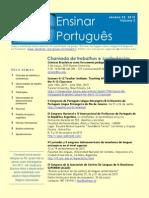 Ensinar Português Boletim 5