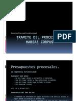 Habeas Corpus Proceso