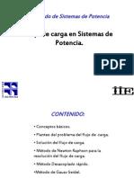 Flujo de carga en sistemas de potencia