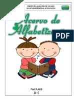 ACERVO DE ALFABETIZAÇÃO - 2º Ano 1