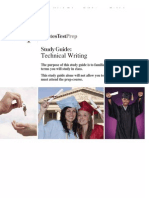 DTP Technical Writing Study Guide and Practice Test (1)