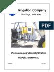Precision Linear II Installation Manual