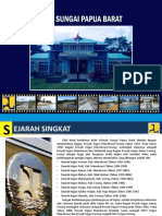 Profil BWS Papua Barat