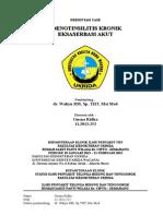 Case Tonsiloadenoid Kronik