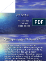 Ct Scan Slide
