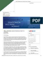 """""""Mitos y Realidades Sobre El Cartel de Los Soles"""" en Venezuela"""