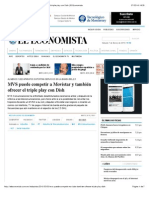MVS puede competir a Movistar y también ofrecer el triple play con Dish | El Economista