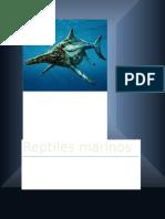 Relaciones Industriales Ensayo Reptiles Marinos 26-01-15