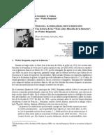A Fernández 2004 - Teología, Materialismo, Mito y Redención en Walter Benjamin