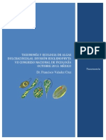 3 Euglenophyta - Taxonomia