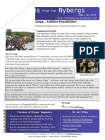 Nyberg January 2010 Newsletter