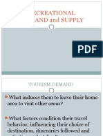 Unit 3 RECREATIONAL DEMAND & SUPPLY 2015.ppt