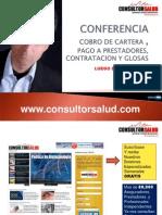 Comocobrarlacarteradesaludcontratacionyglosas2011 Consultorsalud 110830214455 Phpapp01