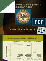 Malpraktik Medis Dr IA