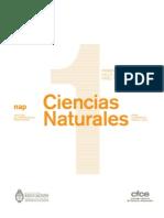 NAP NATURALES  1 PRIMARIA