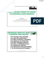 Advanced Open Pit Planning and Design 2014(for NICICo)FinalDraft