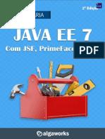Algaworks eBoadqwok Java Ee 7 Com Jsf Primefaces e Cdi 2a Edicao 20150228