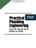 Practical Plumbing Engineering, Cyril Harris