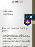 Electrochemical Buffing Point