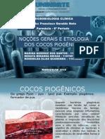 APRESENTAÇÃO MICROBIOLOGIA