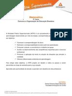 Atps Estrutura e Org. Educação Brasileira