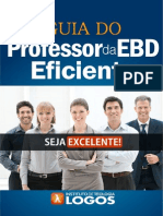 Guia Do Professor Da EBD