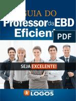 Guia Do Professor Da EBD