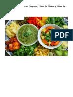 La Edicion de Invierno (Vegano, Libre de Gluten y Libre de Soya)