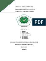 Cover Makalah Askeb IV Patologi