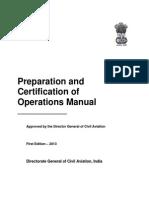 CAP 8100 Operations Manual